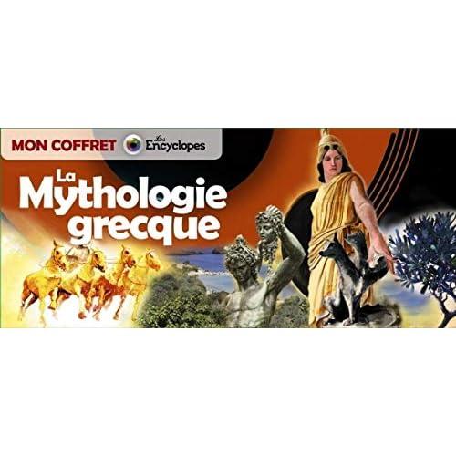 Mon coffret - La mythologie grecque