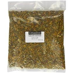 JustIngredients Cascara sagrada, Cascara Sagrada, 1er Pack (1 x 250 g)