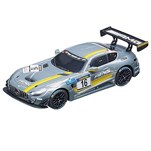"""Preisvergleich Produktbild Carrera 20064061 - Go Mercedes-AMG GT3 """"No.16"""" Fahrzeug"""