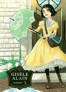 Gisèle Alain Edition simple Tome 3