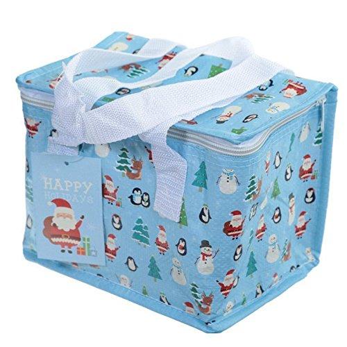 Staubbeutel von Zimmer–Woven Kühltasche Lunchbox–Weihnachten