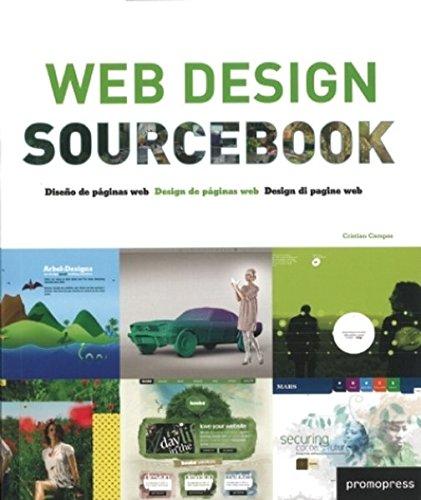 Web Design Source Book por Edited by Cristian Campos
