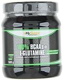 My Supps 100% BCAA-Glutamin Powder, 1er Pack (1 x 0.5 kg) - 2