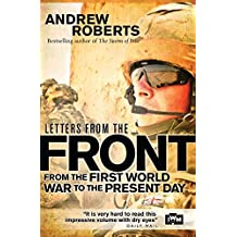 Letters from the Front: From the First World War to the Present Day
