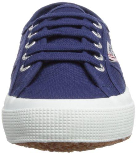 Superga 2750 Cotu Classic, Sneakers Unisex - Adulto Blu (Blau (Ultramarine))