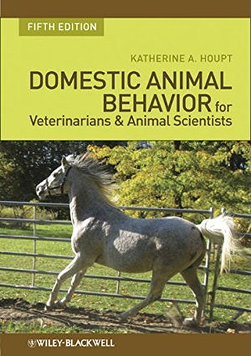 Domestic Animal Behavior for Veterinarians and Animal Scientists by Katherine A. Houpt (2010-11-15)