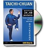 Taïchi-chuan simplifié : Méthodes des 24 et 48 postures avec applications martiales [DVD]