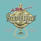 La Bella 653750.0 - Cuerdas para guitarras clásicas