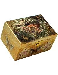 """Musicboxworld - 28029 - Boite à bijoux musicale """"Lac des cygnes"""" - Fille"""