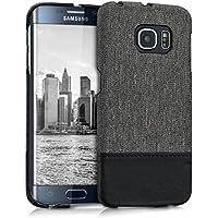kwmobile custodia rigida cover di tela per > Samsung Galaxy