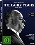 Alfred Hitchcock Collection - The Early Years (OmU, 6 Discs)