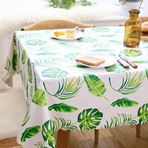 Vbimlxft- Mantel PVC Suave Mantel Hogar Impermeable