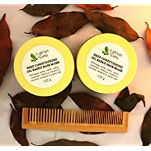 Earthy Sapo's Deep Conditioning Oil Based Hair Mask (pre shampoo deep conditioner)