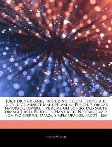 articles-on-juice-drink-brands-including-ribena-flavor-aid-juicy-juice-minute-maid-hawaiian-punch-fl