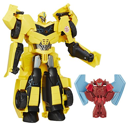 Hasbro transformers transformers - rid power hero bumblebee