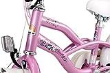 BIKESTAR® Premium Kinderfahrrad ★ 12er Deluxe Cruiser Edition ★ Glamour Pink - 6