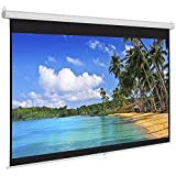 #3: Luzon Dzire Wall Type Projector Screen 6 x 4 feet In Imported Matte White Fabric (Aspect Ratio 4 : 3)
