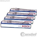 4x Original Bosch 0250403008Bujía de precalentamiento