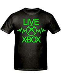 LIVE XBOX PULSE T SHIRT,CHILDREN'S T SHIRT, SIZES 5-15 YEARS