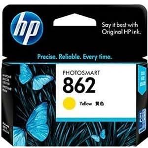 HP 862 Ink Cartridge - Yellow