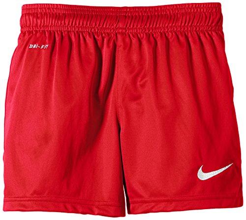 NIKE Jungen Shorts Park Knit Ohne Innenslip, University Red/White, S, 448263-657 (Kinder Short Jungen Nike)