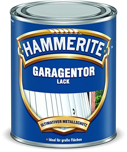 Preisvergleich Produktbild Hammerite HGAB75 Garagentorlack, braun, 750 ml
