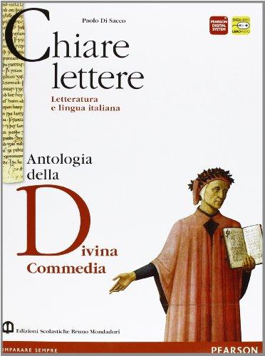 Chiare lettere. Con Divina Commedia. Per le Scuole superiori. Con espansione online: 1