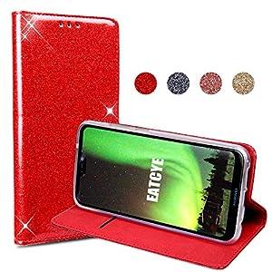 EATCYE Huawei P20 LITE Handyhülle,Huawei P20 LITE Hülle, Luxury