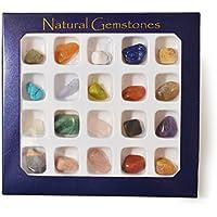 Nueva Caja de Selección de Piedras Preciosas por Tienda de Regalos Fossil