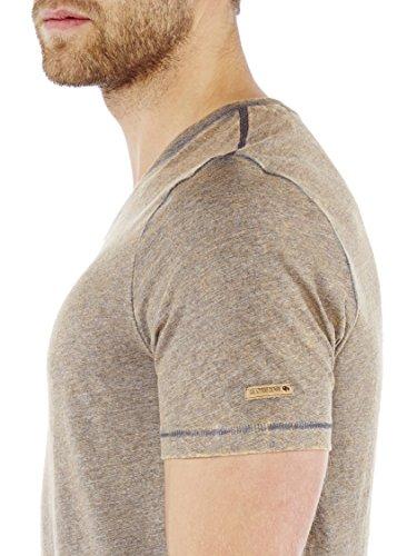 Colorado Denim Herren T-Shirt Douglas Grau (CASTLEROCK 9112)