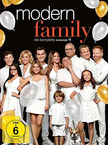 Modern Family - Die komplette Season 9 [3 DVDs] (Home Entertainment Fox)