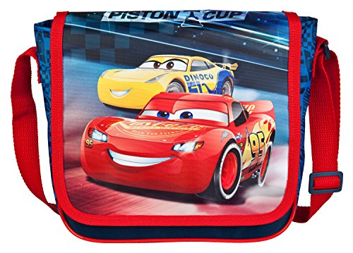 Kindergartentasche, Disney Pixar Cars 3, ca. 21 x 22 x 8 cm ()