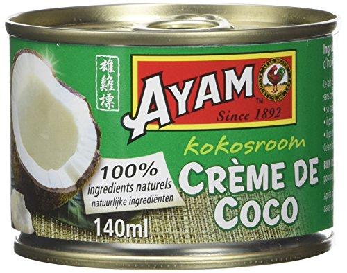 AYAM 02 Crème de Coco - Lot de 6