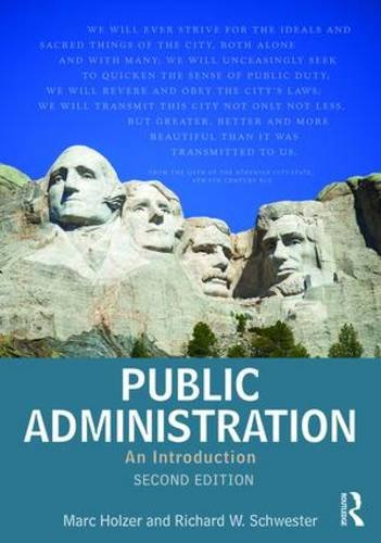 Administration introduction to pdf public
