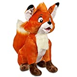 Officiel Disney Le Renard & Le Chien 33cm Tod Soft Peluche