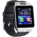 WELL Tech Samsung Galaxy S9 Compatible Bluetooth Smart Watch Supports 3G, 4G SIM Wrist Watch Phone With Camera & SIM Card Support Hot Fashion New Arrival Best Selling Premium Quality Lowest Price With Apps Touch Screen, Multi Language With Android Ios