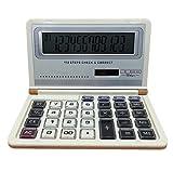 Kreativer Schlag-Rechner, 12-Digit Digital Calculator, Shop/Büro / Schule Desktop-Rechner