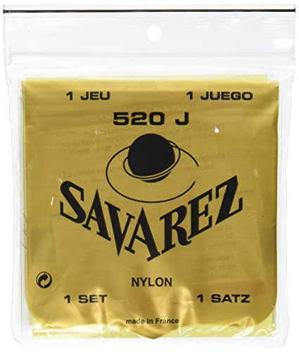 Savarez 520 J Saiten für Klassik-Gitarre Concert 520 - Satz
