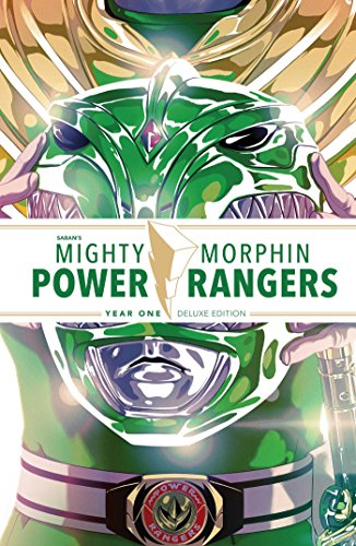 Mighty Morphin Power Rangers Year One: Deluxe por Kyle Higgins