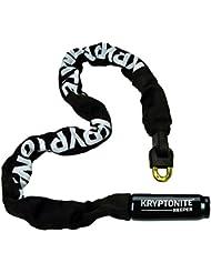 Kryptonite Keeper 785 - Cadena integrada, color Negro, talla 32 inch