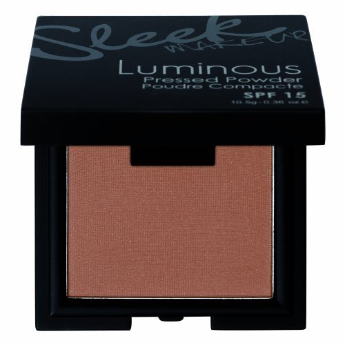 Sleek Make Up Luminous Pressed Powder LPP04 10.5g by Sleek MakeUP (English Manual)