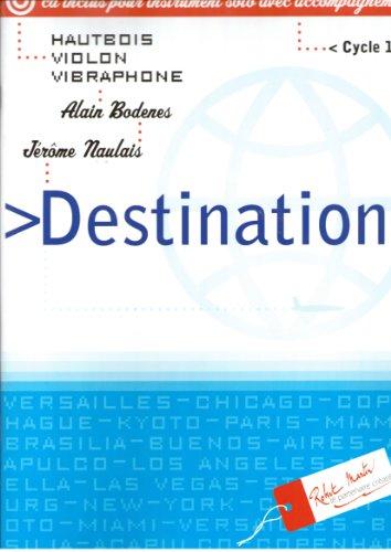 Destination Hautbois Violon Vibraphone