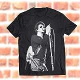 The Velvet Underground Lou Reed Sing Love Fan Mens T-Shirt Black