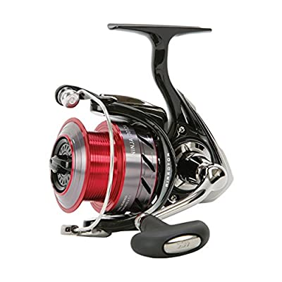 Daiwa Ninja Carp Fishing Match Feeder Reels from Daiwa