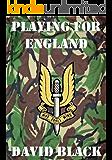 Playing for England