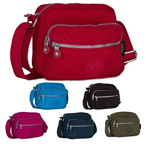 Big Handbag Shop , Damen Umhängetasche Einheitsgröße navy