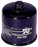 K & N aceite Suzuki GSX-R 600Bj. 2006–2010
