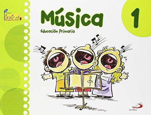 Música 1 - Proyecto Pizzicato - Libro del alumno: Educación Primaria - 9788428544306 por Vicente Gil Arráez