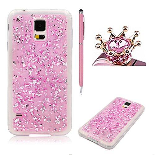 samsung-galaxy-s5-slim-fit-slicone-casesamsung-galaxy-s5-crystal-clear-soft-tpu-back-coverskyxd-luxu