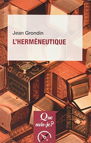 L'hermneutique